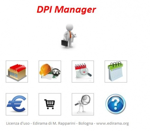 DPI Manager aziendale