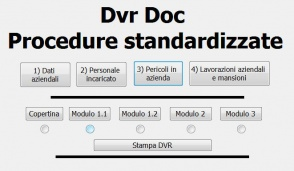 DVR DOC Procedure standardizzate
