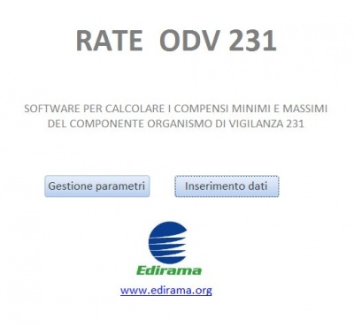 RATE ODV 231