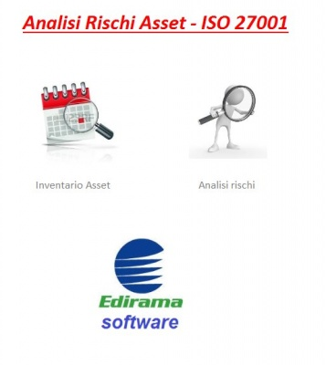 Software analisi rischi asset ISO 27001